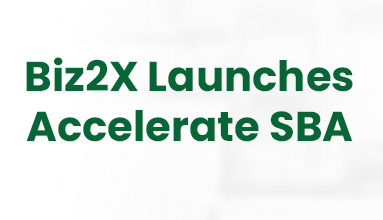 Biz2X Launches Accelerate SBA