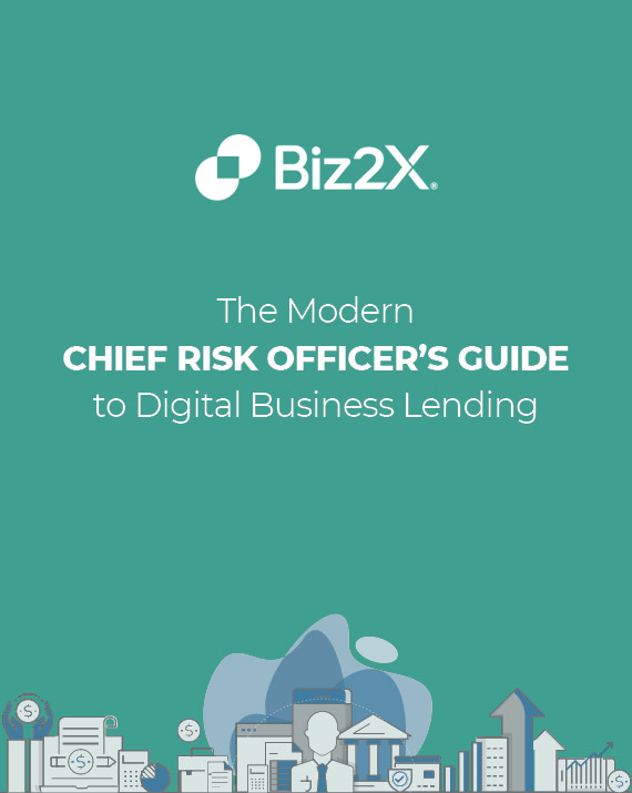 The Modern CHIEF RISK OFFICER'S GUIDE to Digital Business Lending